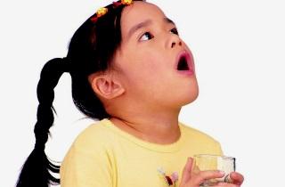 Сопли на задней стенке горла у ребенка